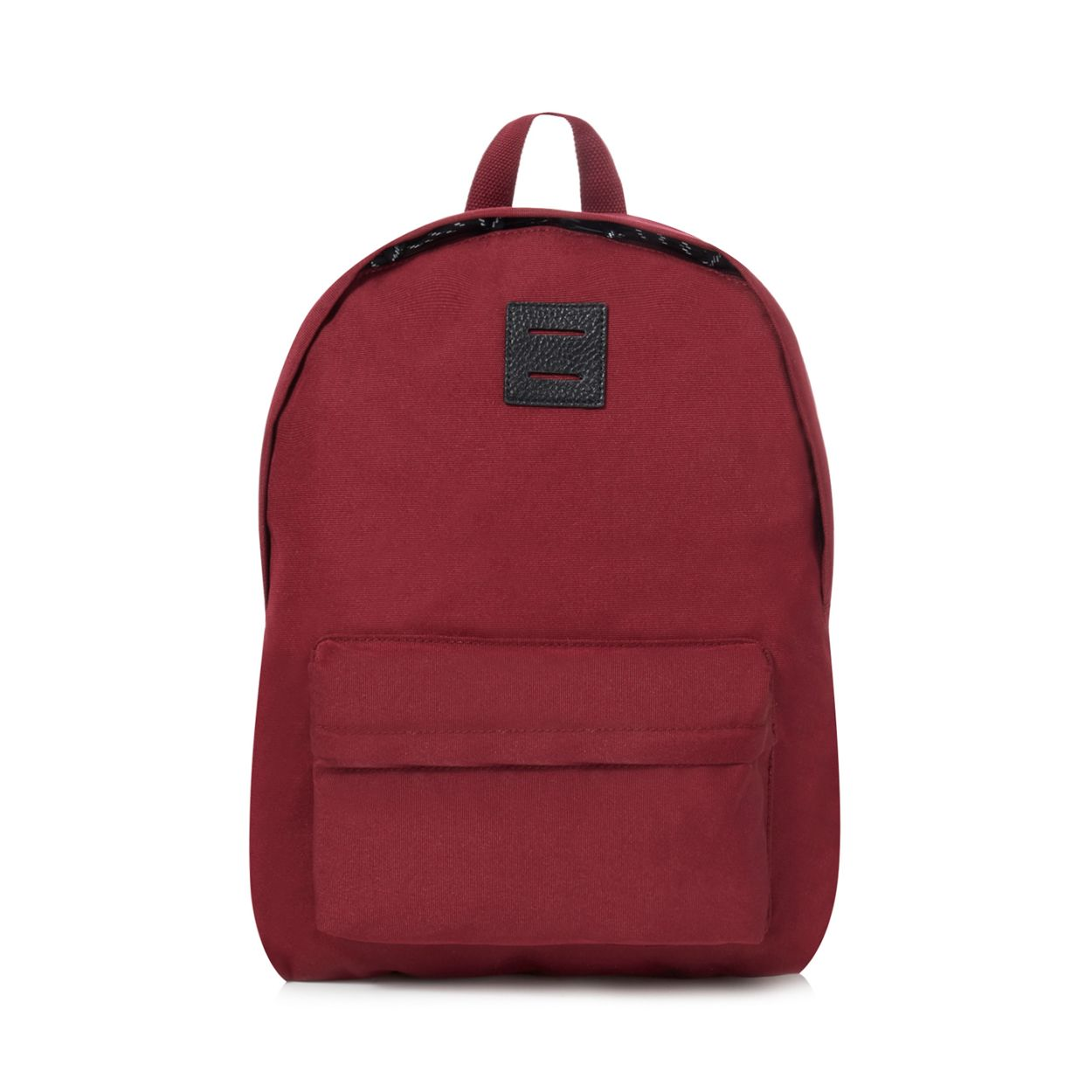 Red Herring Wine Dark red backpack