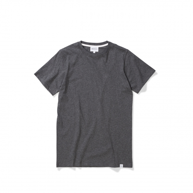 Norse Projects Charcoal Niels Standard T-Shirt