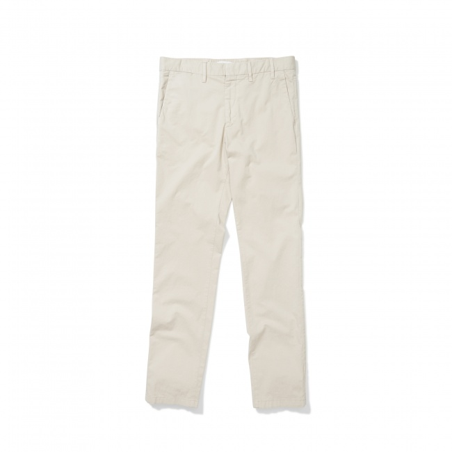 Norse Projects Khaki Aros Slim Stretch Chinos