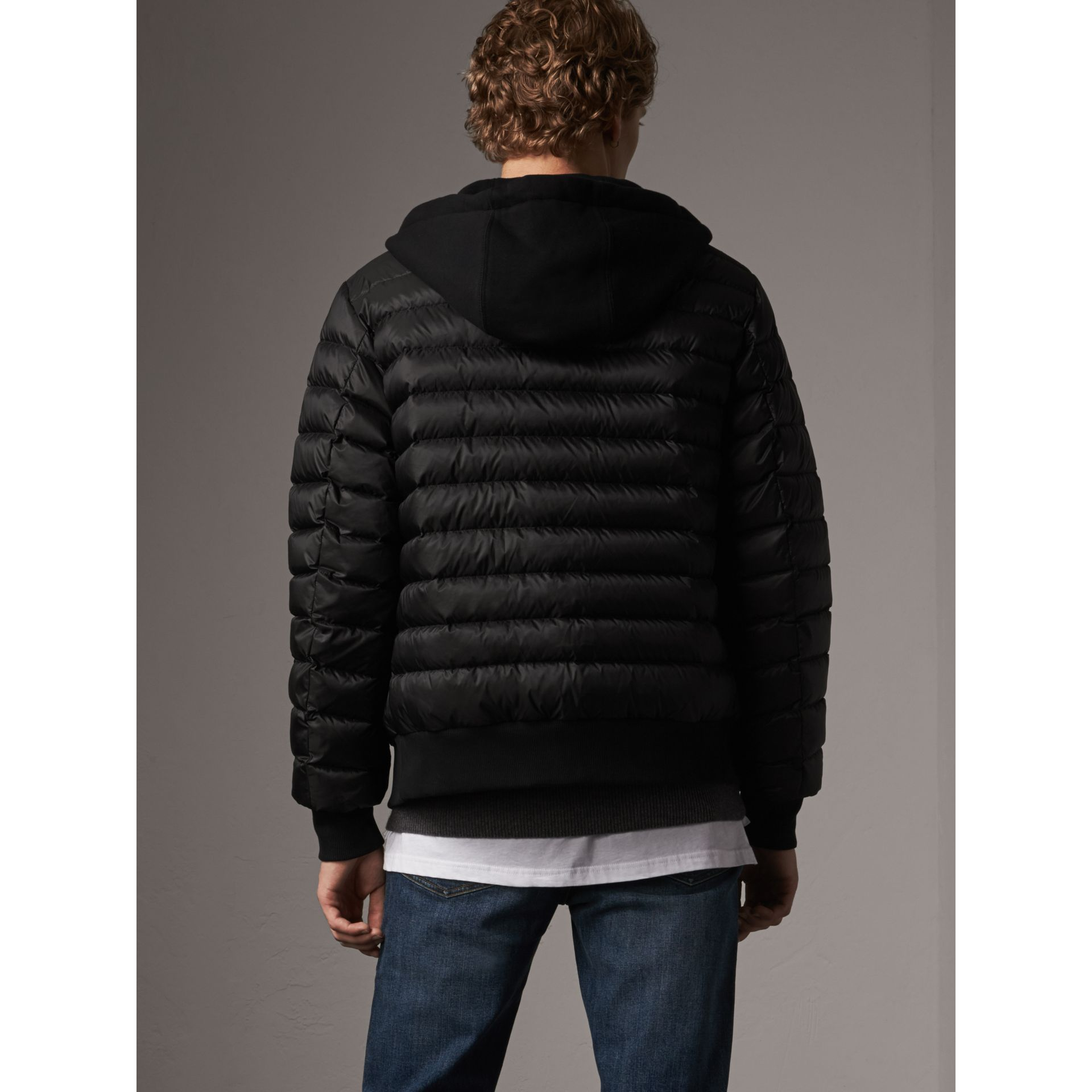 73d79125a31 Reversible Down-filled Hooded Bomber Jack... — Thread