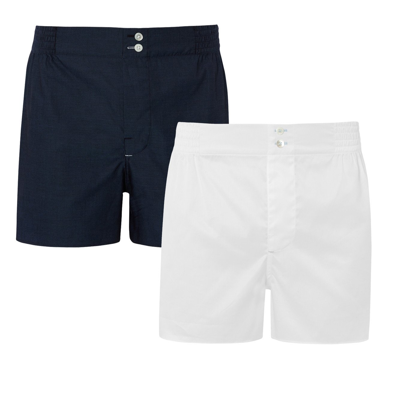 Hamilton & Hare The Boxer Short Two Pack