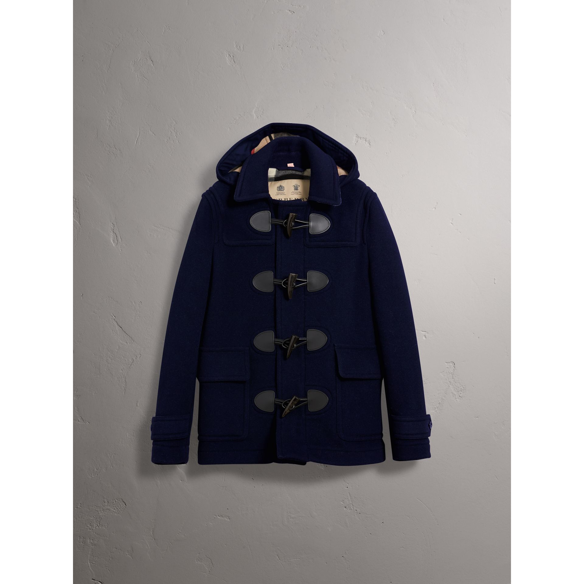026ee4573 The Plymouth Duffle Coat by Burberry