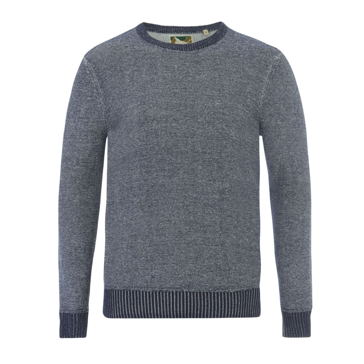 Mantaray Navy crew neck jumper
