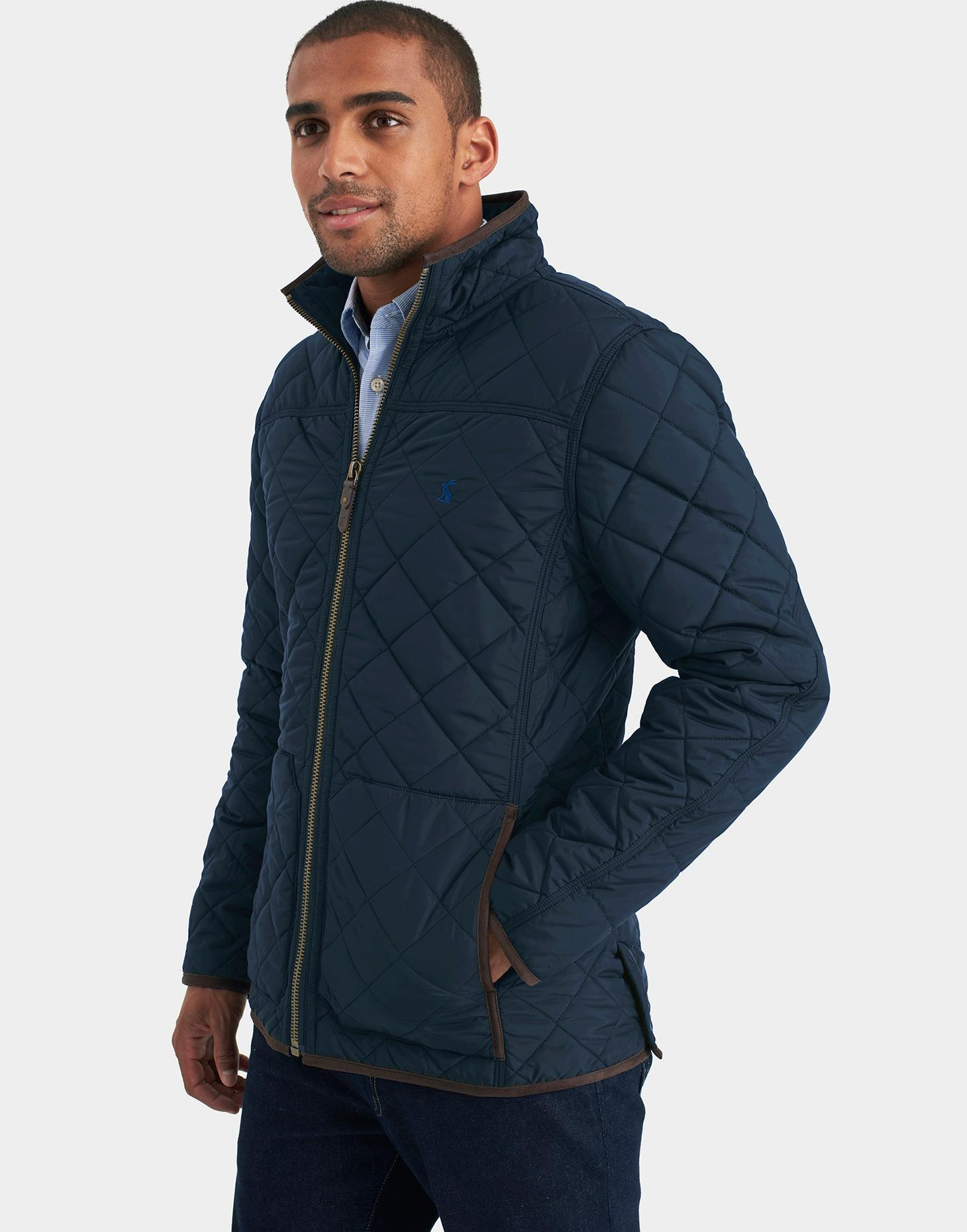 Retreat Quilted Jacket By Joules Thread