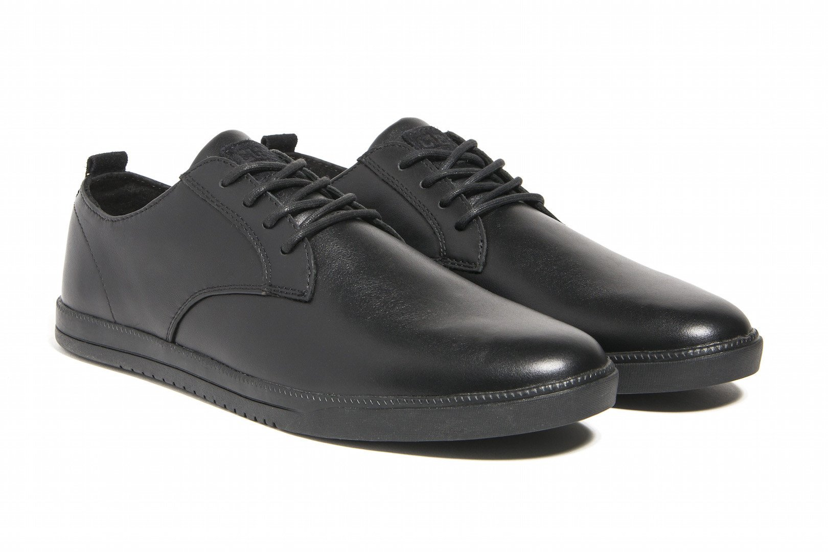 Leather Ellington Trainer by Clae