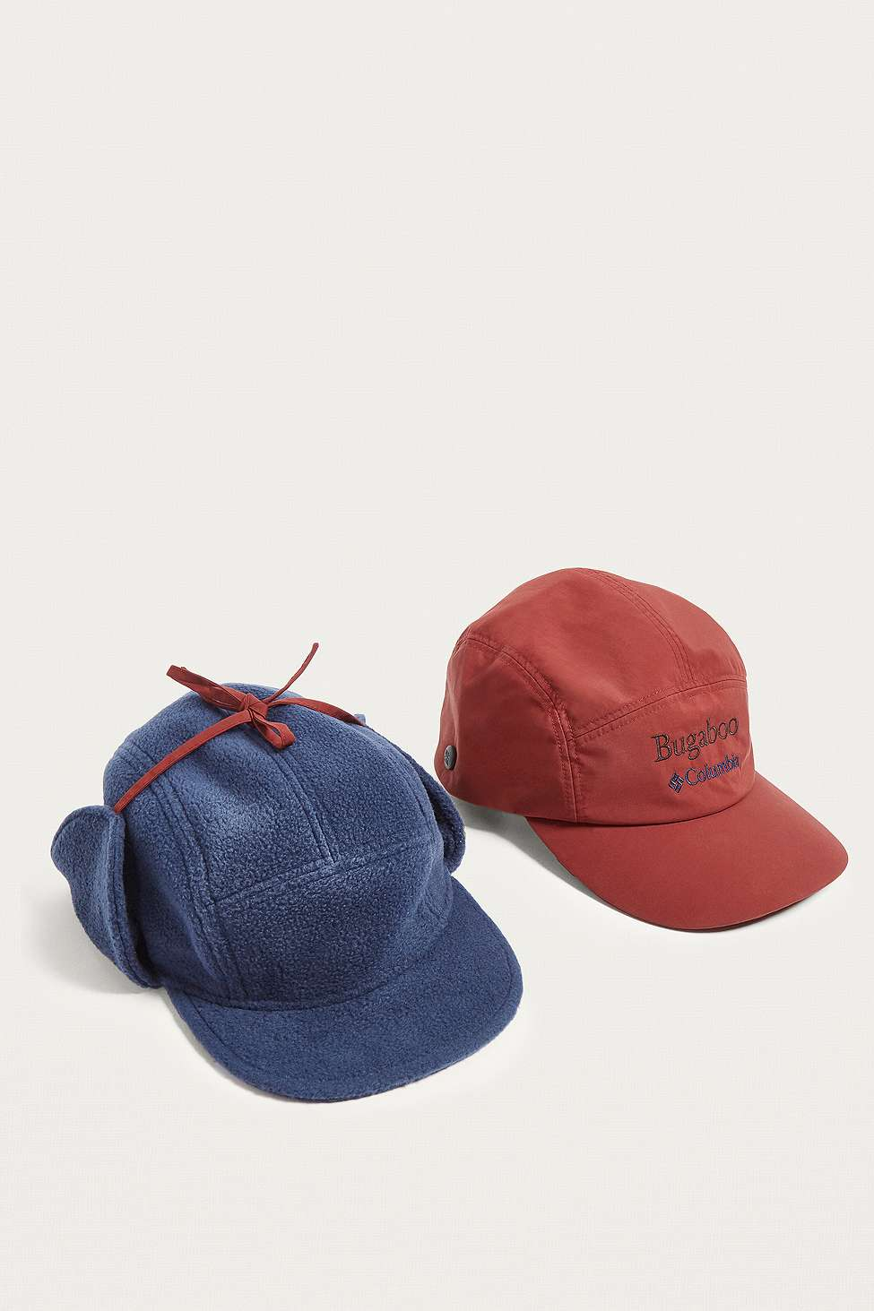 Bugaboo Rust and Navy Cap by Columbia — Thread 566bb4e944d