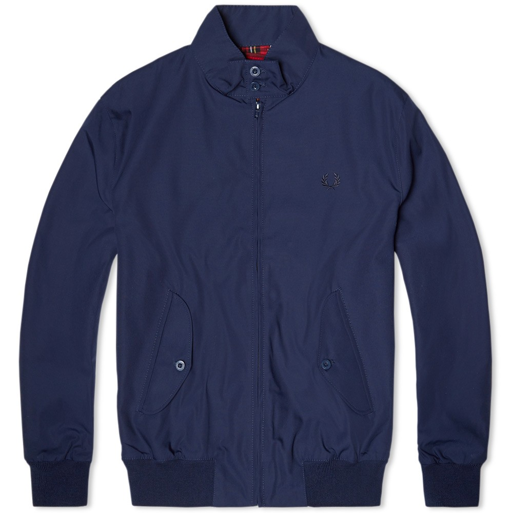 Fred perry harrington jacke navy