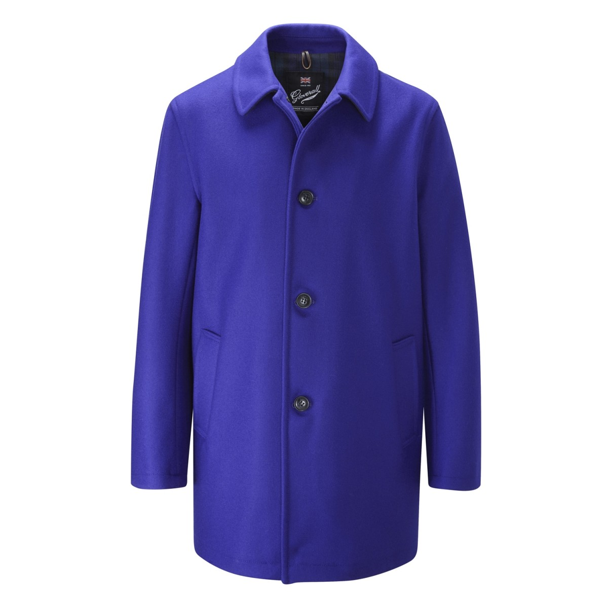 Gloverall Royal Men's Casual Overcoat