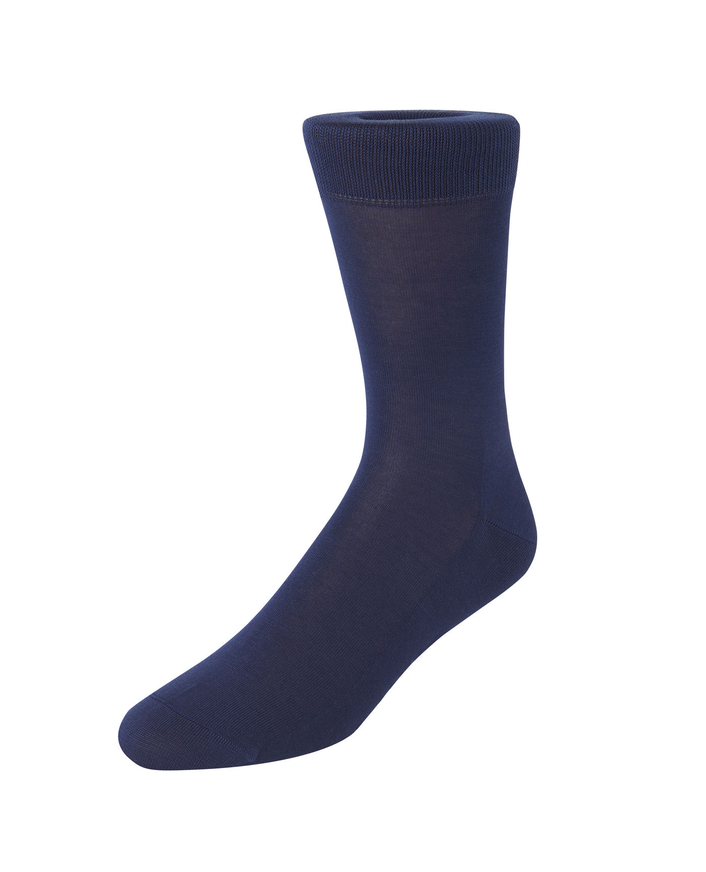 T.M.Lewin Falke Royal Blue Tiago Sock