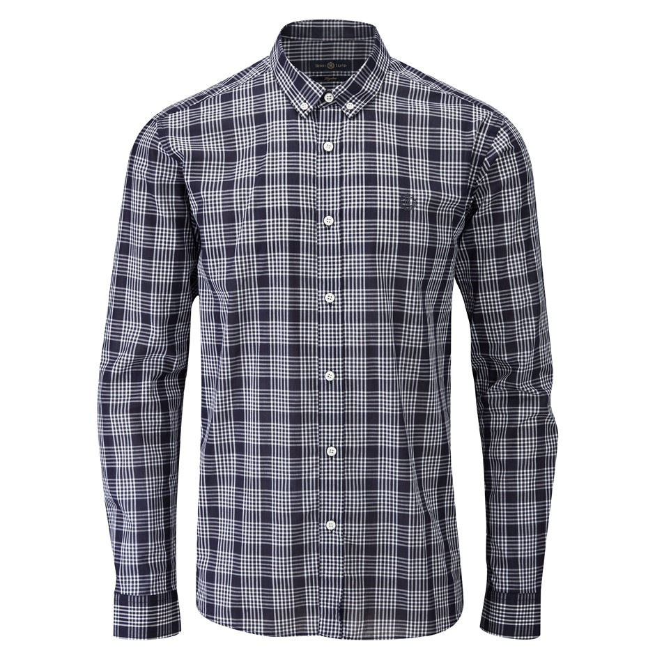 Henri Lloyd Navy Queensbury Regular Shirt