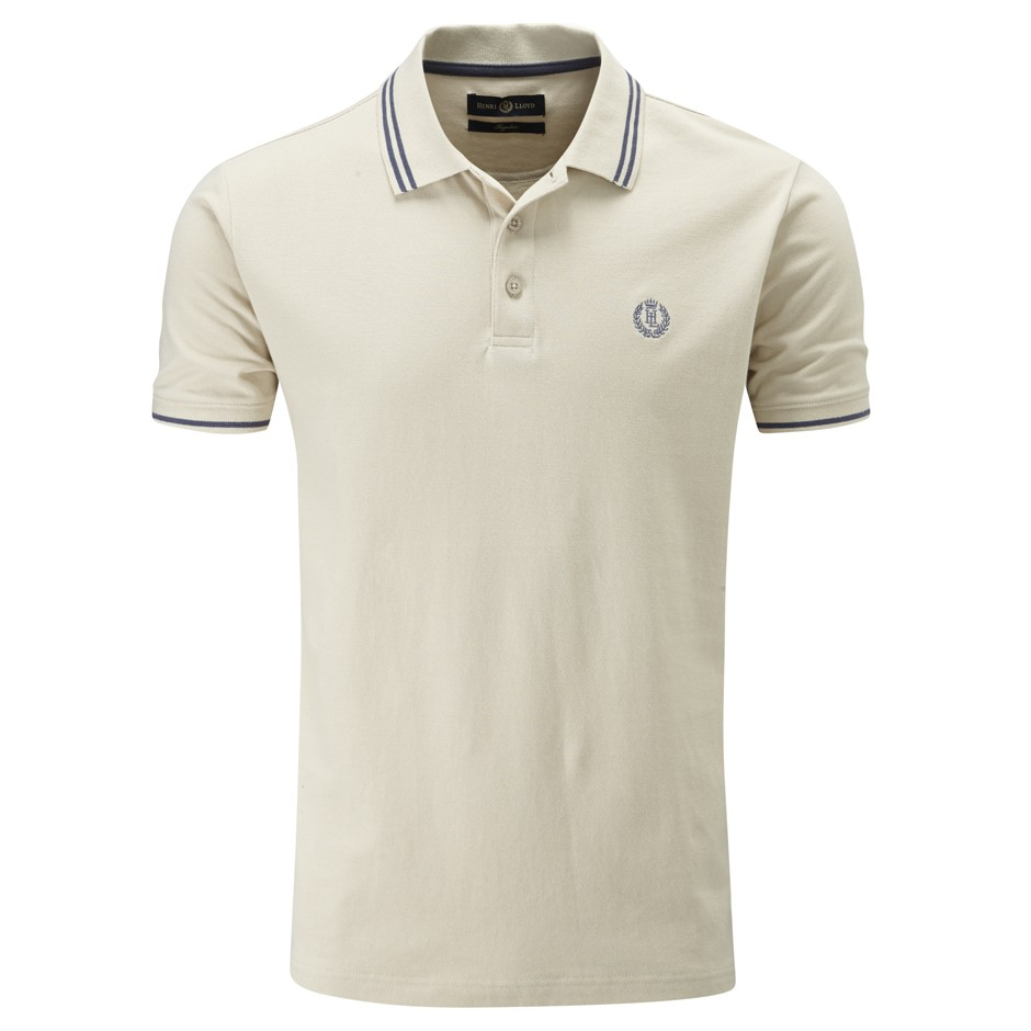 Henri Lloyd Sand Byron Regular Polo