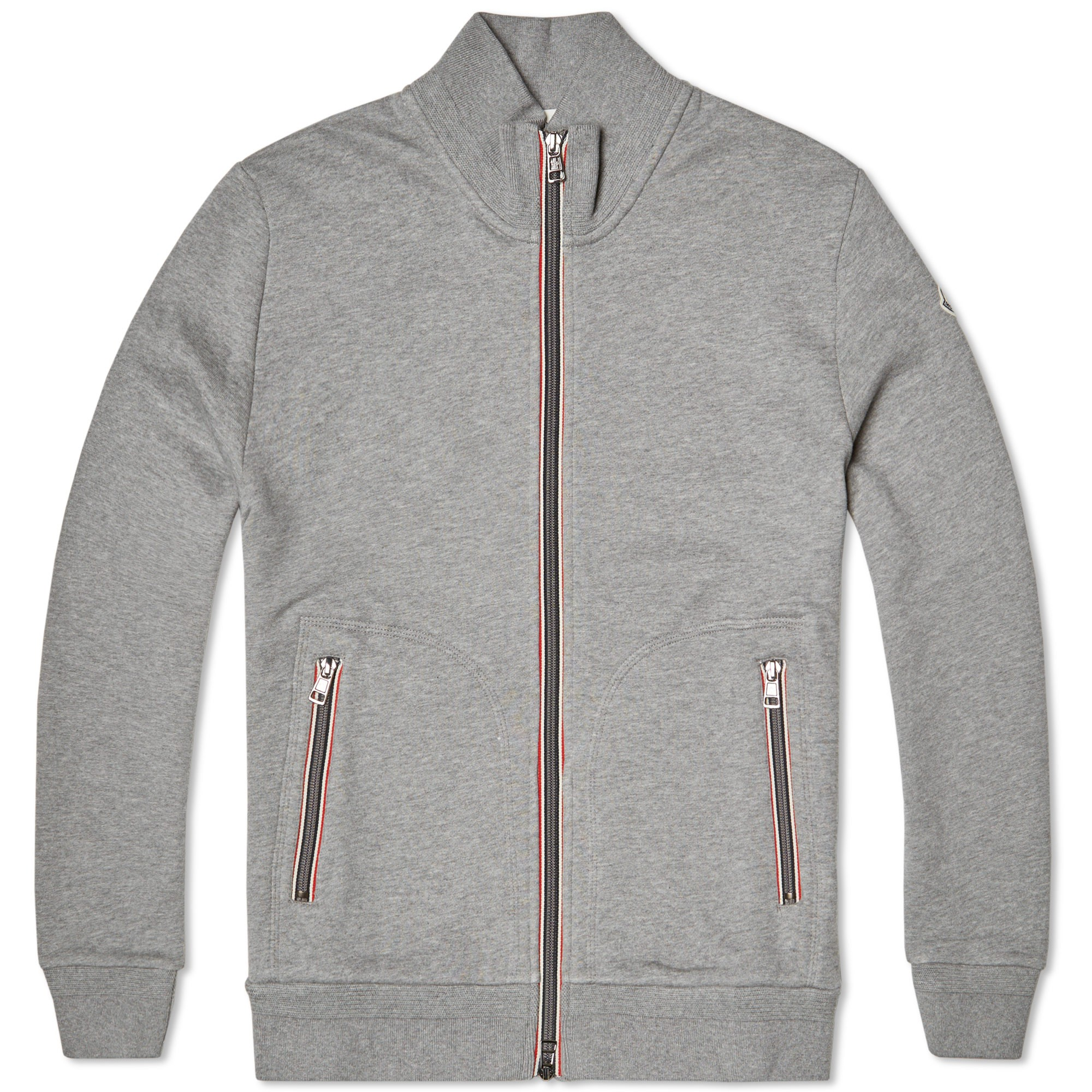 Signature Zip Track Top by Moncler — Thread 23026498a