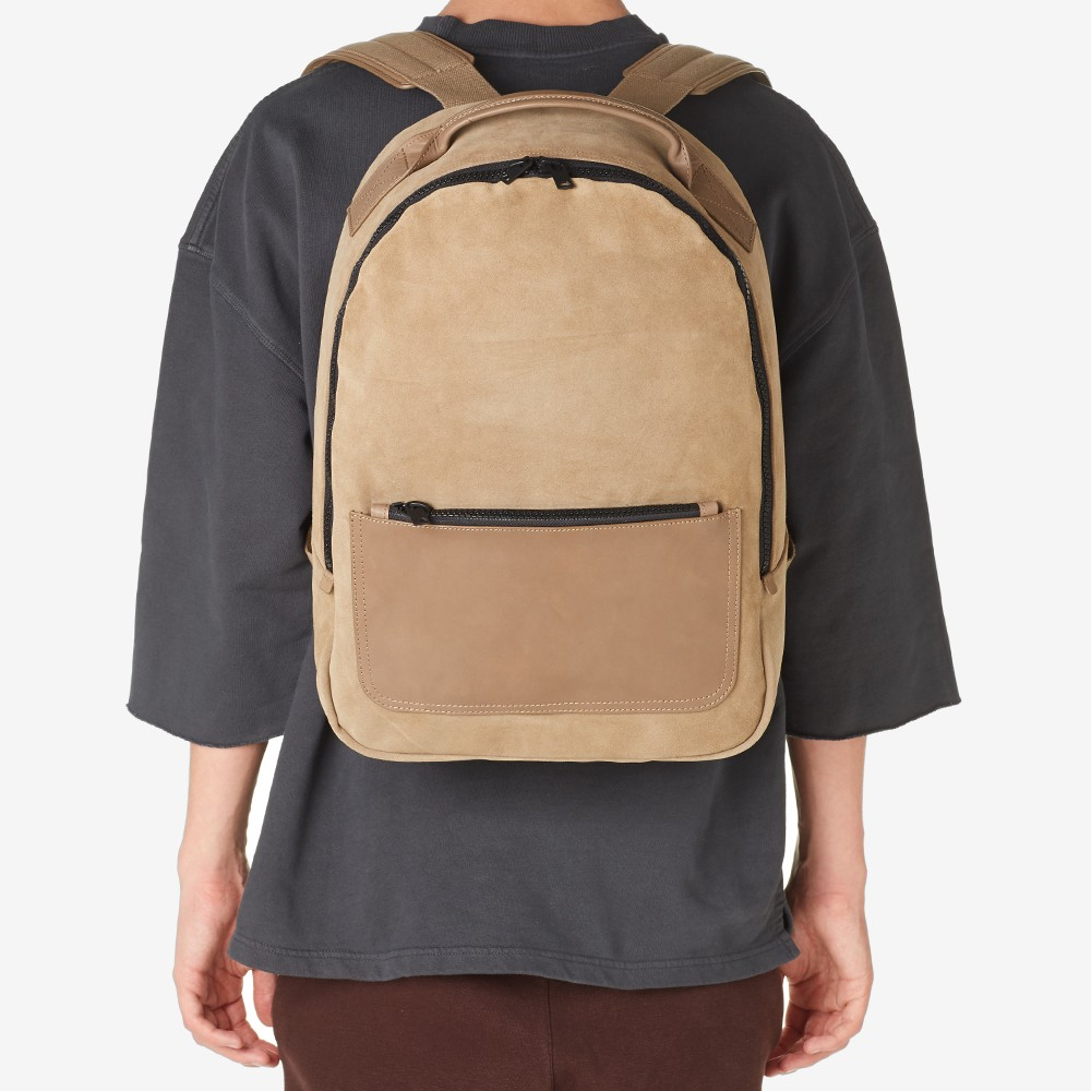 5d059d80e673 Leather Backpack by Yeezy Season 1 — Thread