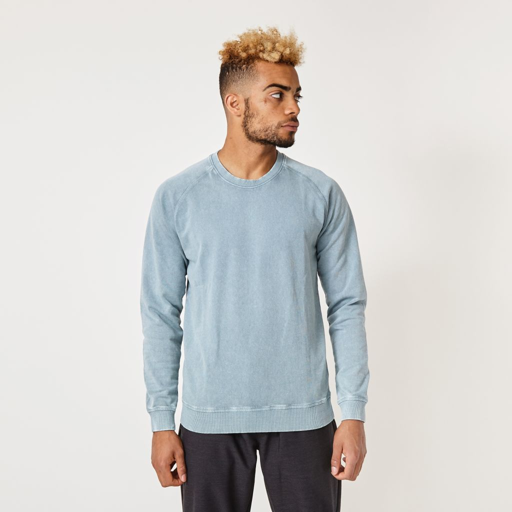 Suit Pale Teal Hunter Sweatshirt