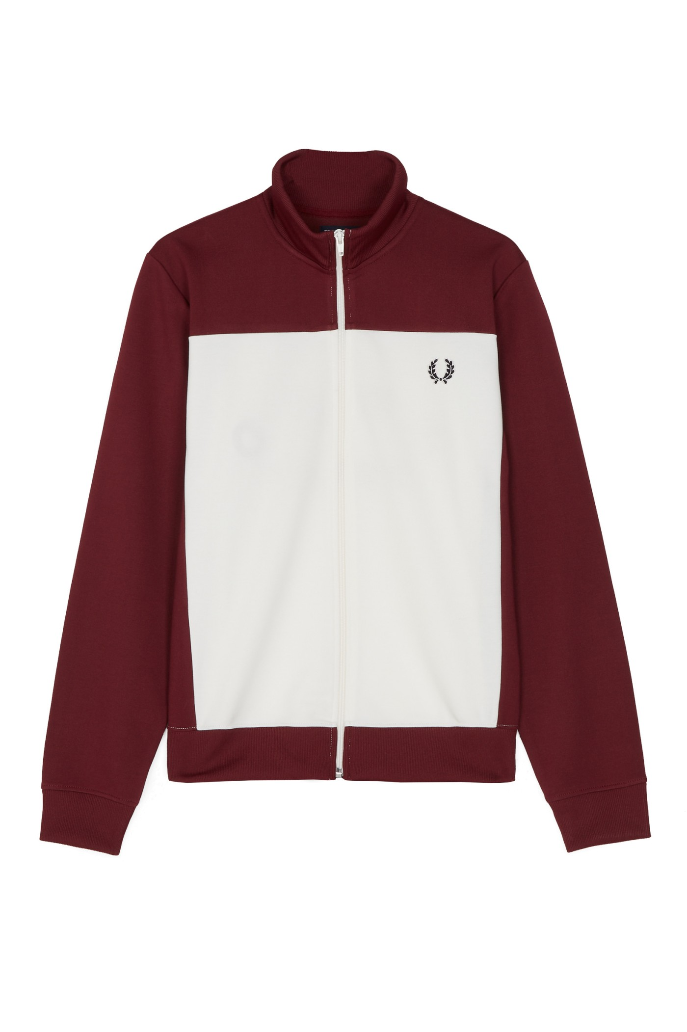 Fred Perry Sports Authentic Embroidered Track Jacket