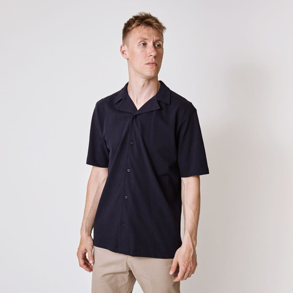 Suit Ray Navy Polo shirt