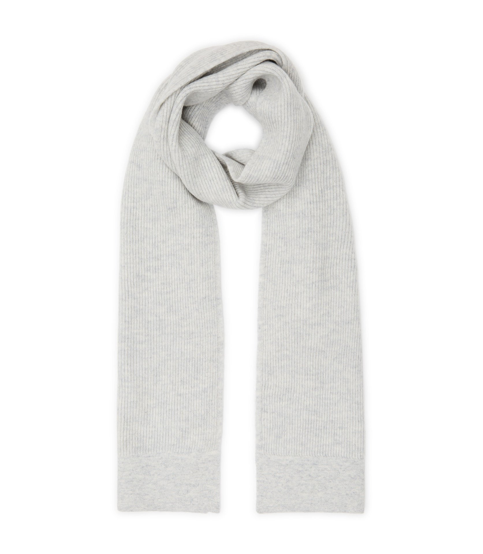 Reiss Frost Cromer Cashmere Mix Scarf