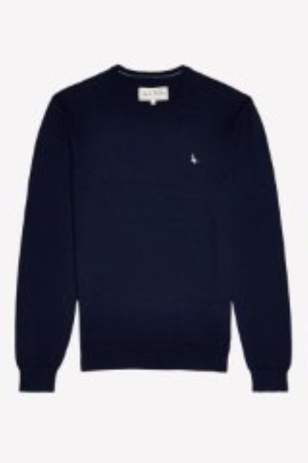Jack Wills Navy Marl SEABOURNE CLASSIC CREW