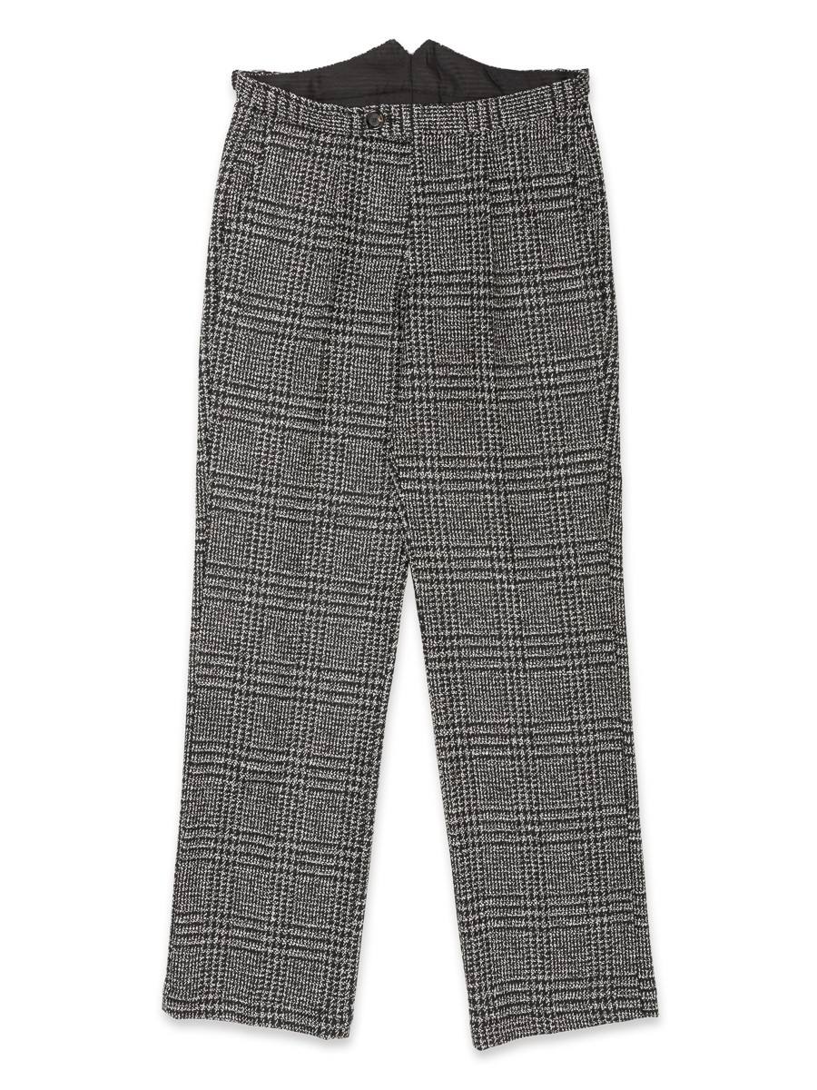 Oliver Spencer Cavalry Trouser Haydon Charcoal