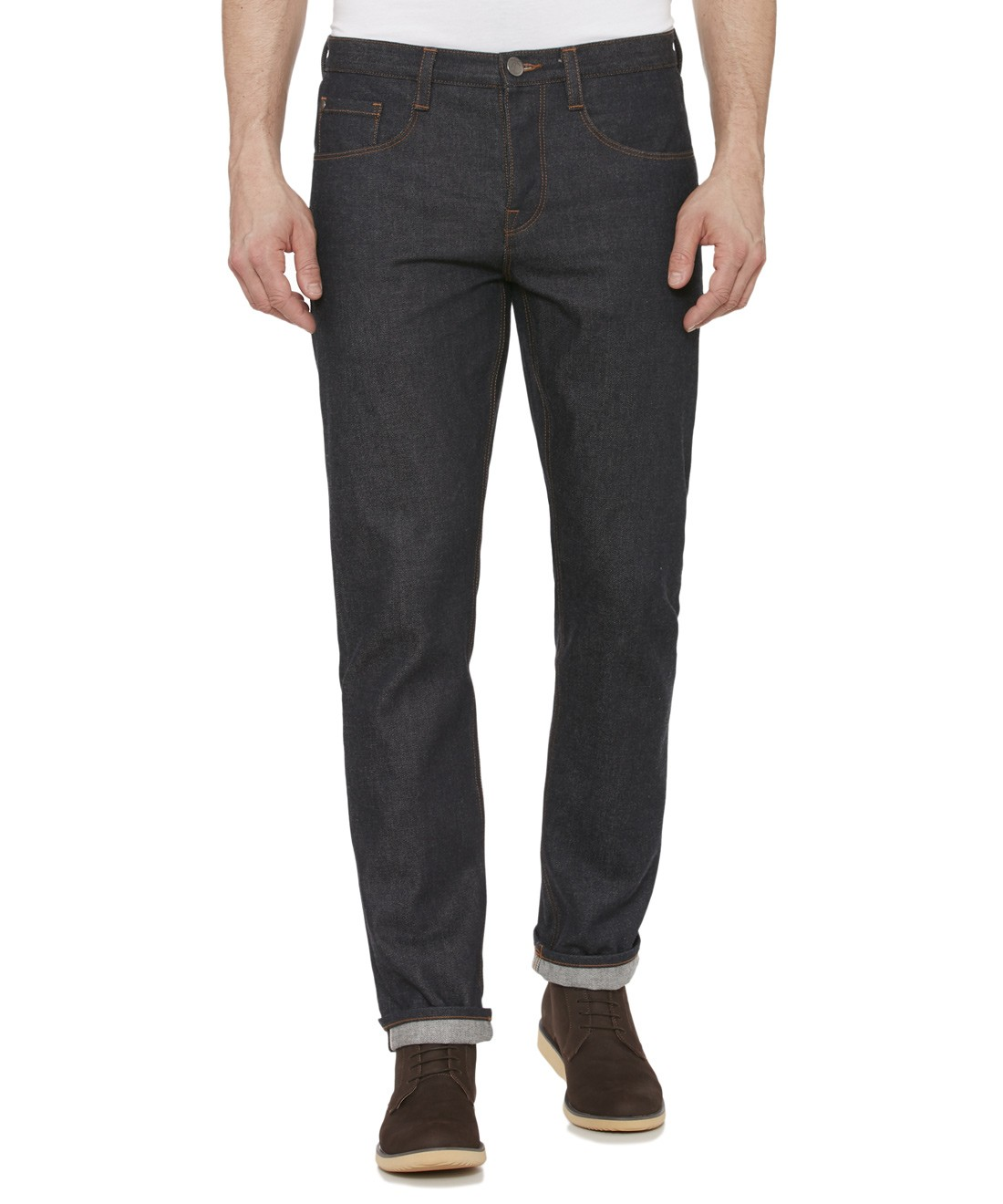 Peter Werth Knight Selvedge Denim Jean Indigo