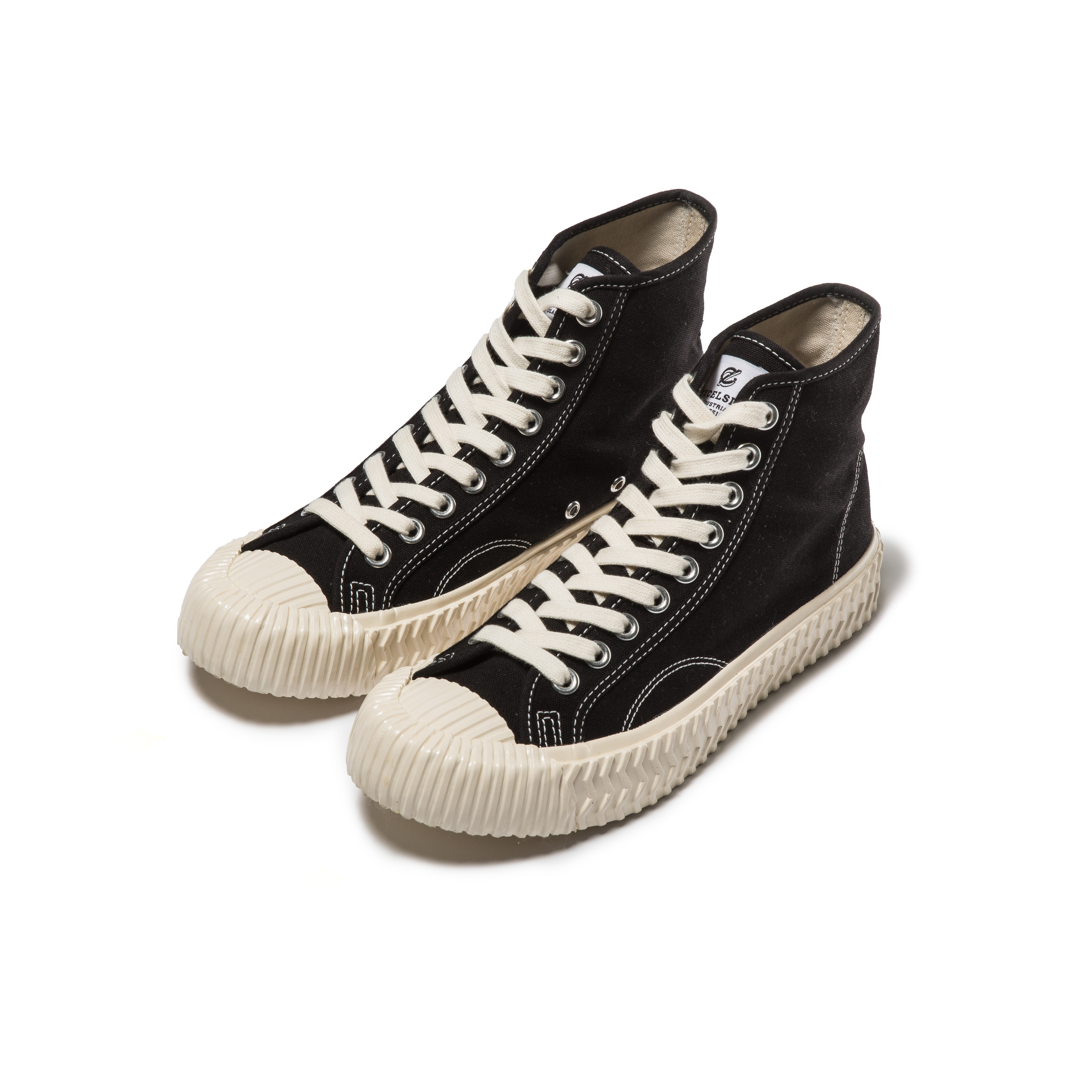 Bolt High Top Trainers by Excelsior