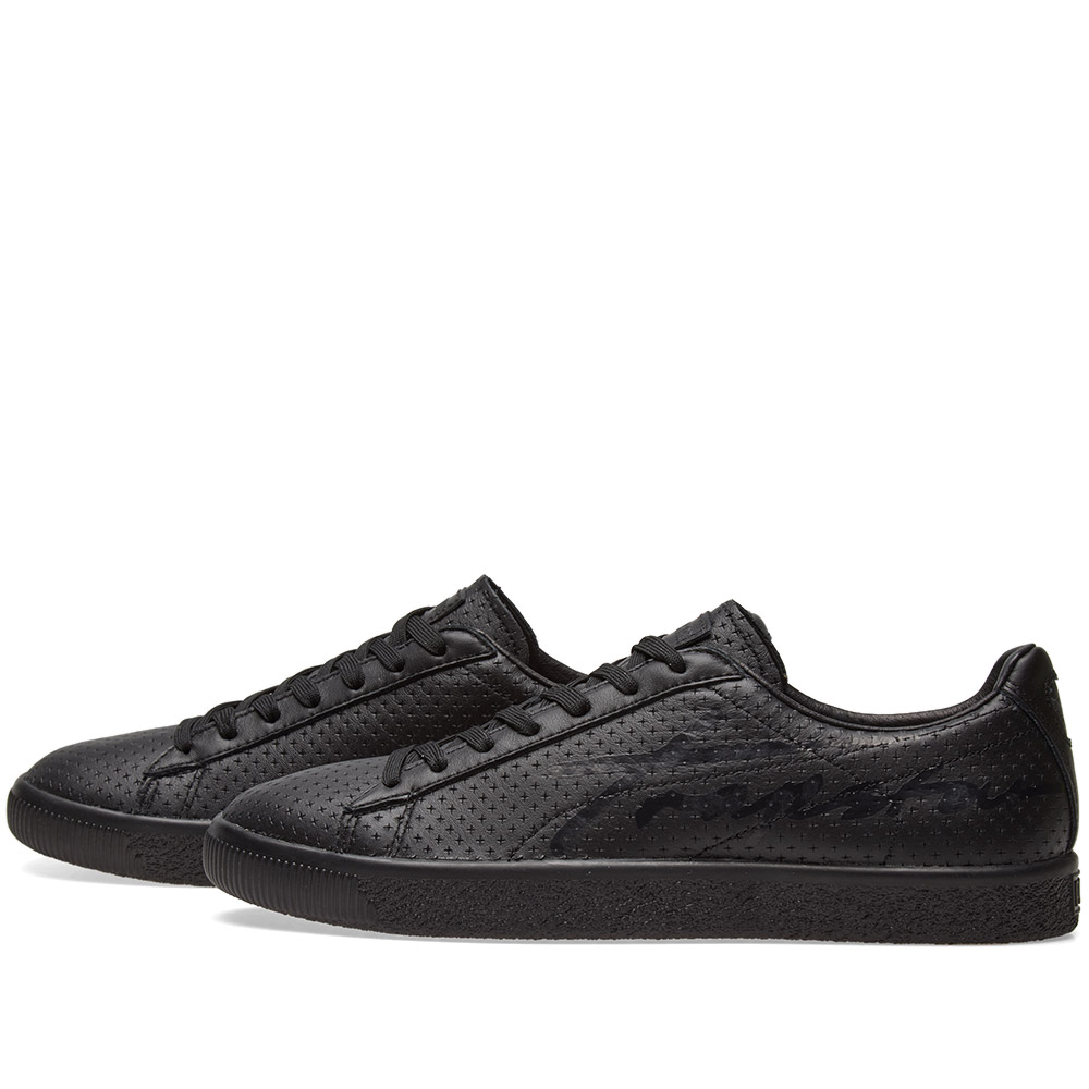x Trapstar Clyde Perforated by Puma