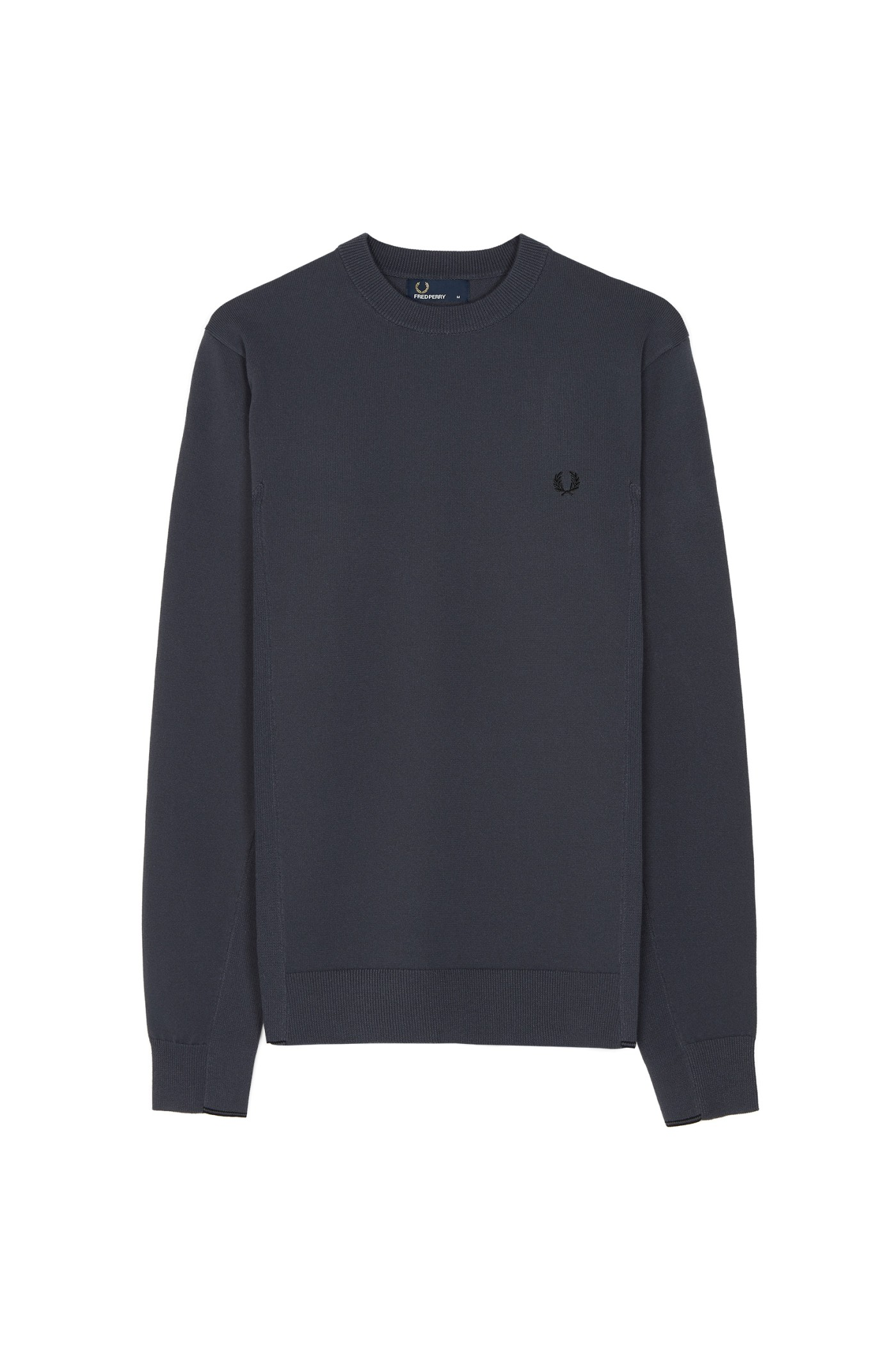 Fred Perry Twin Tipped Crew Neck Jumper