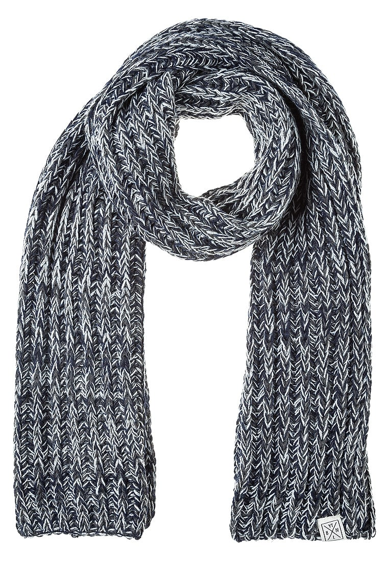 YOUR TURN Mottled grey Scarf