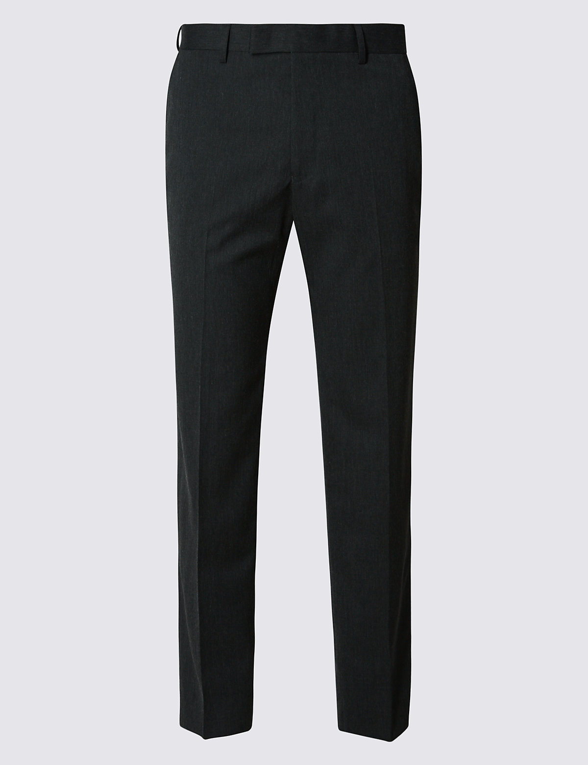 Marks & Spencer Charcoal Tailored Fit Trousers