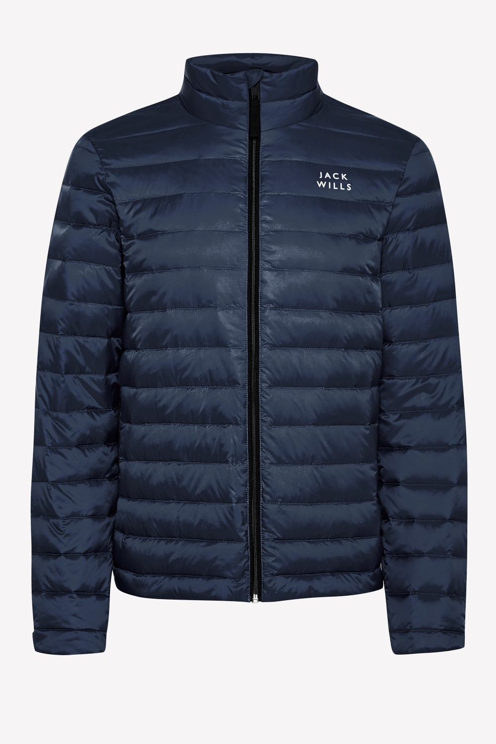 Jack Wills Navy NEVIS DOWN PUFFER
