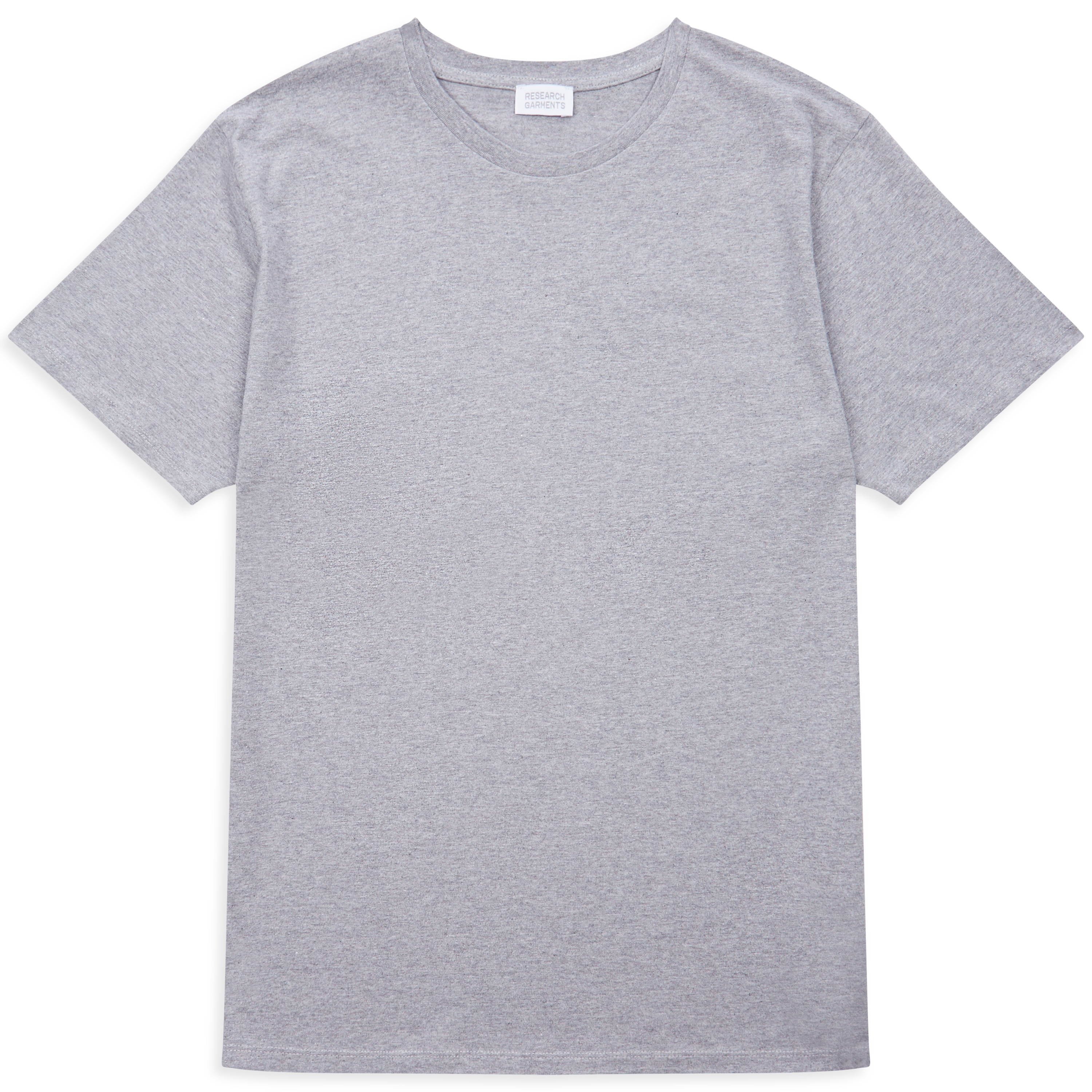 Research Garments The Perfect Grey Tee