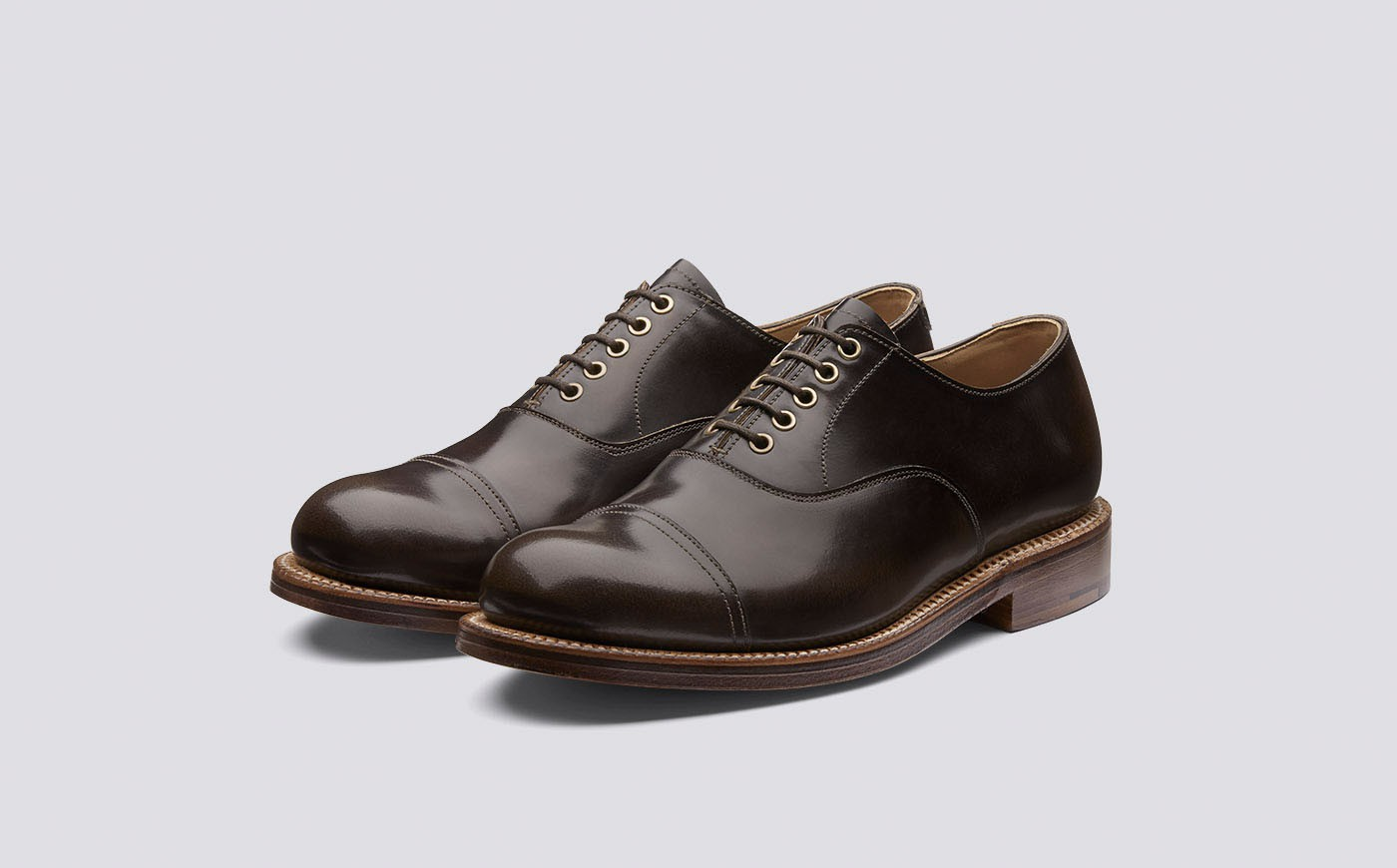 Grenson Pickled Walnut Douglas
