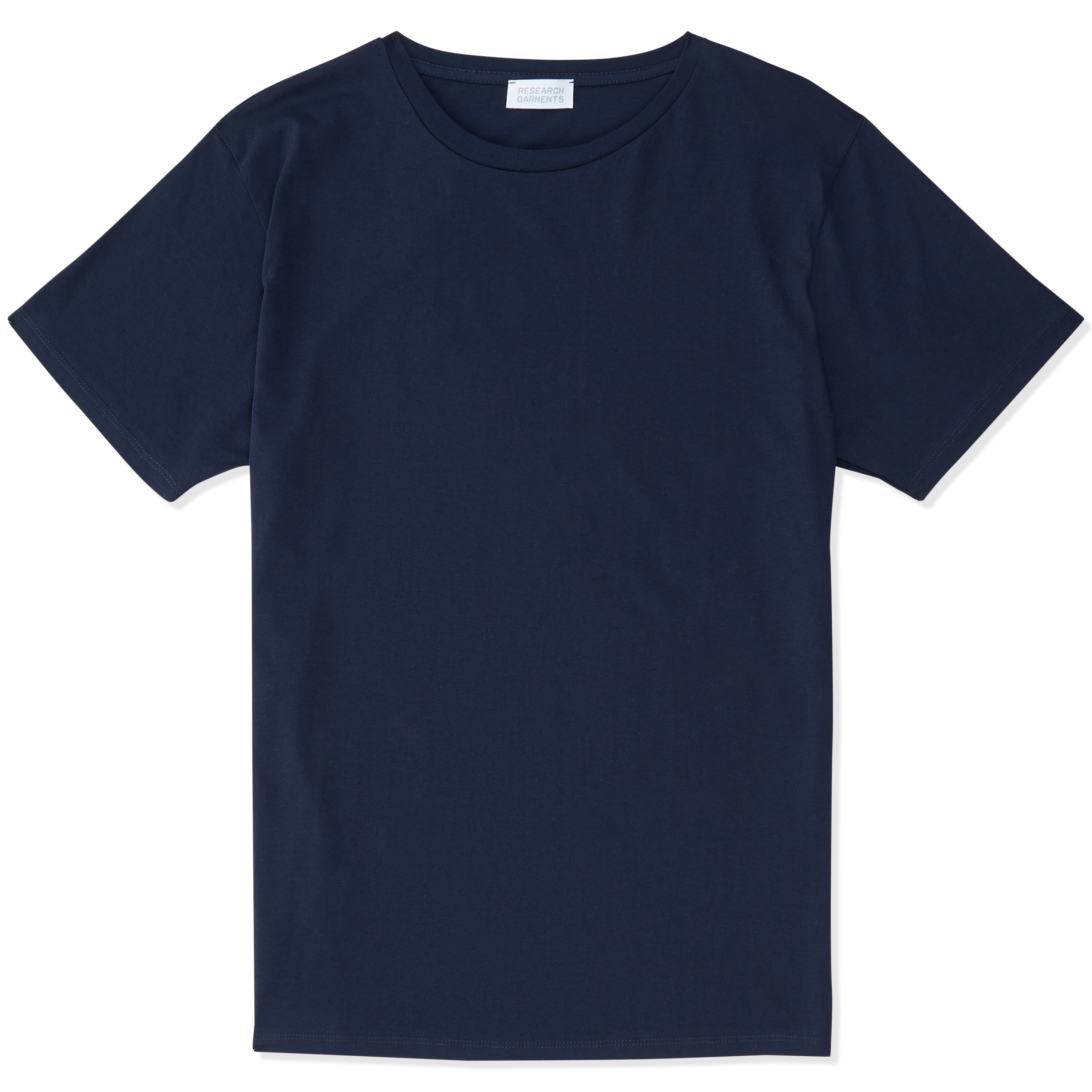 Research Garments The Perfect Navy T-shirt