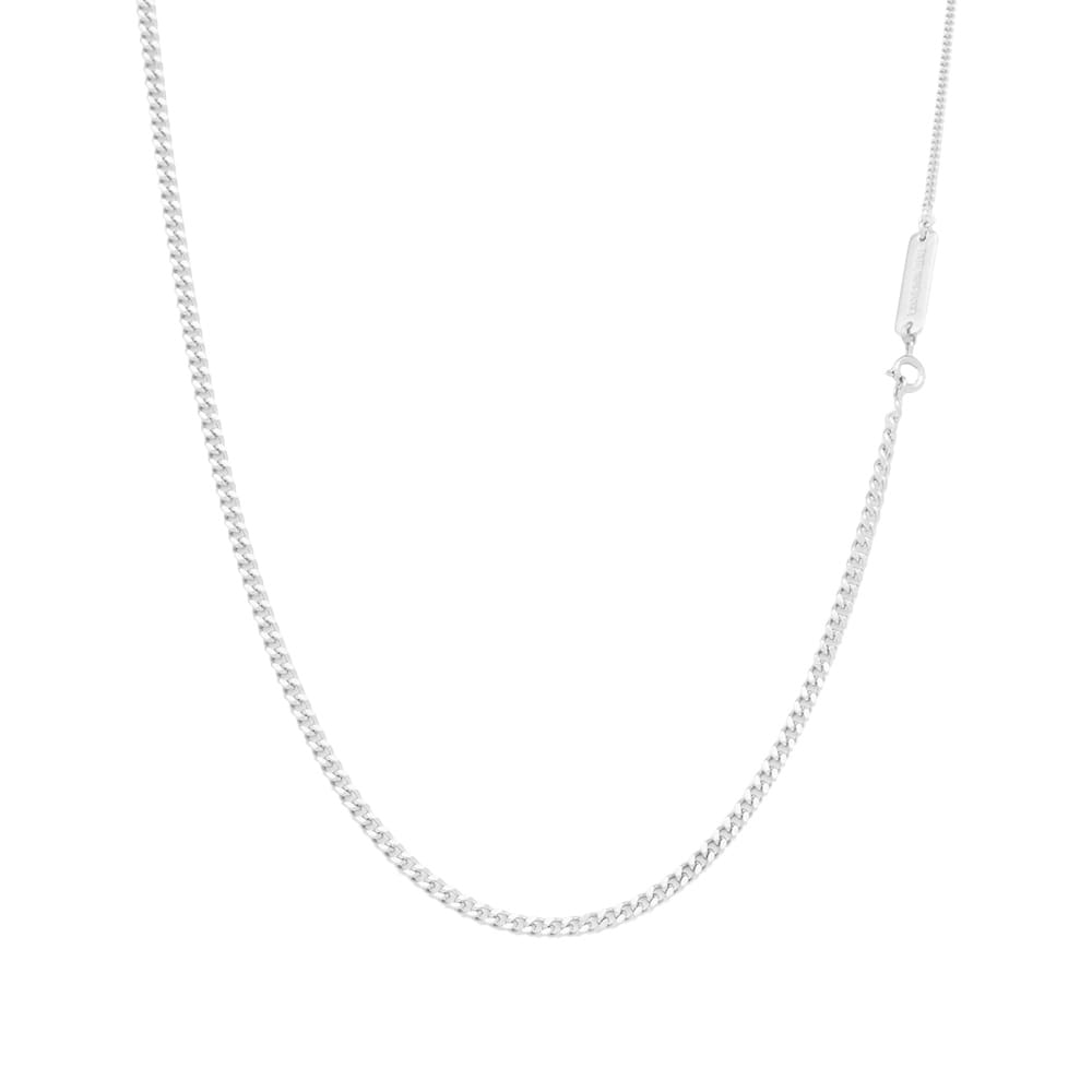 a necklace normal metallic p jewelry gallery lyst in product for anchor apc c men