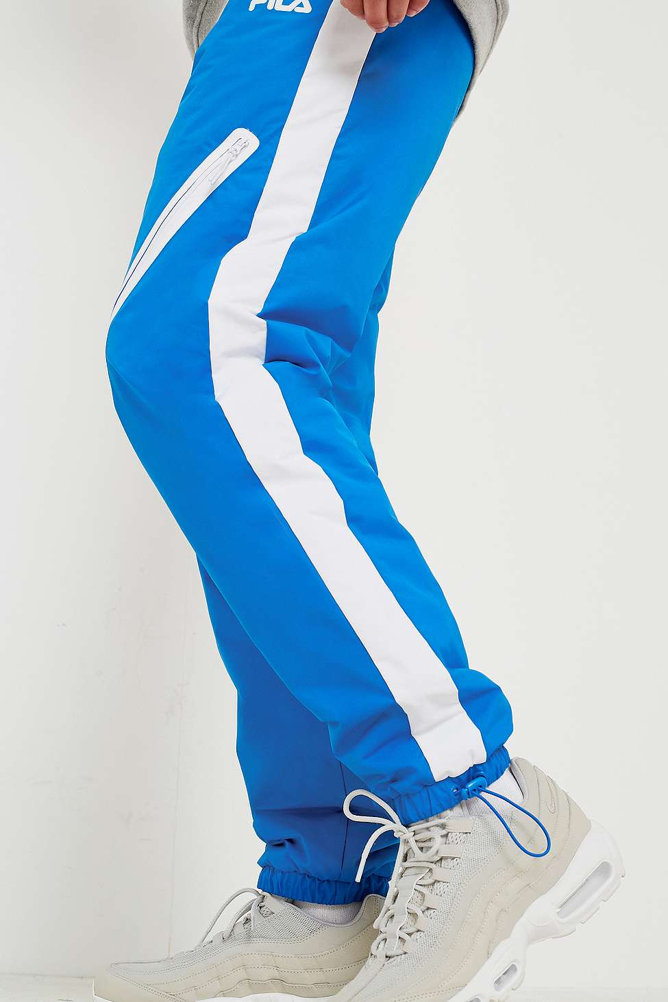 28aa63c95a Blue Nylon Ski Pants by Urban Outfitters — Thread