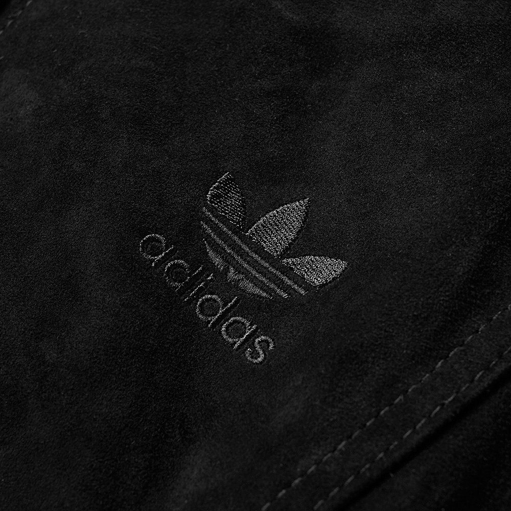 Lux Leather Superstar Track Top by Adidas