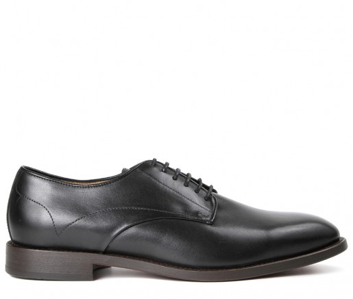 Hudson Shoes Tomlin Black Shoe