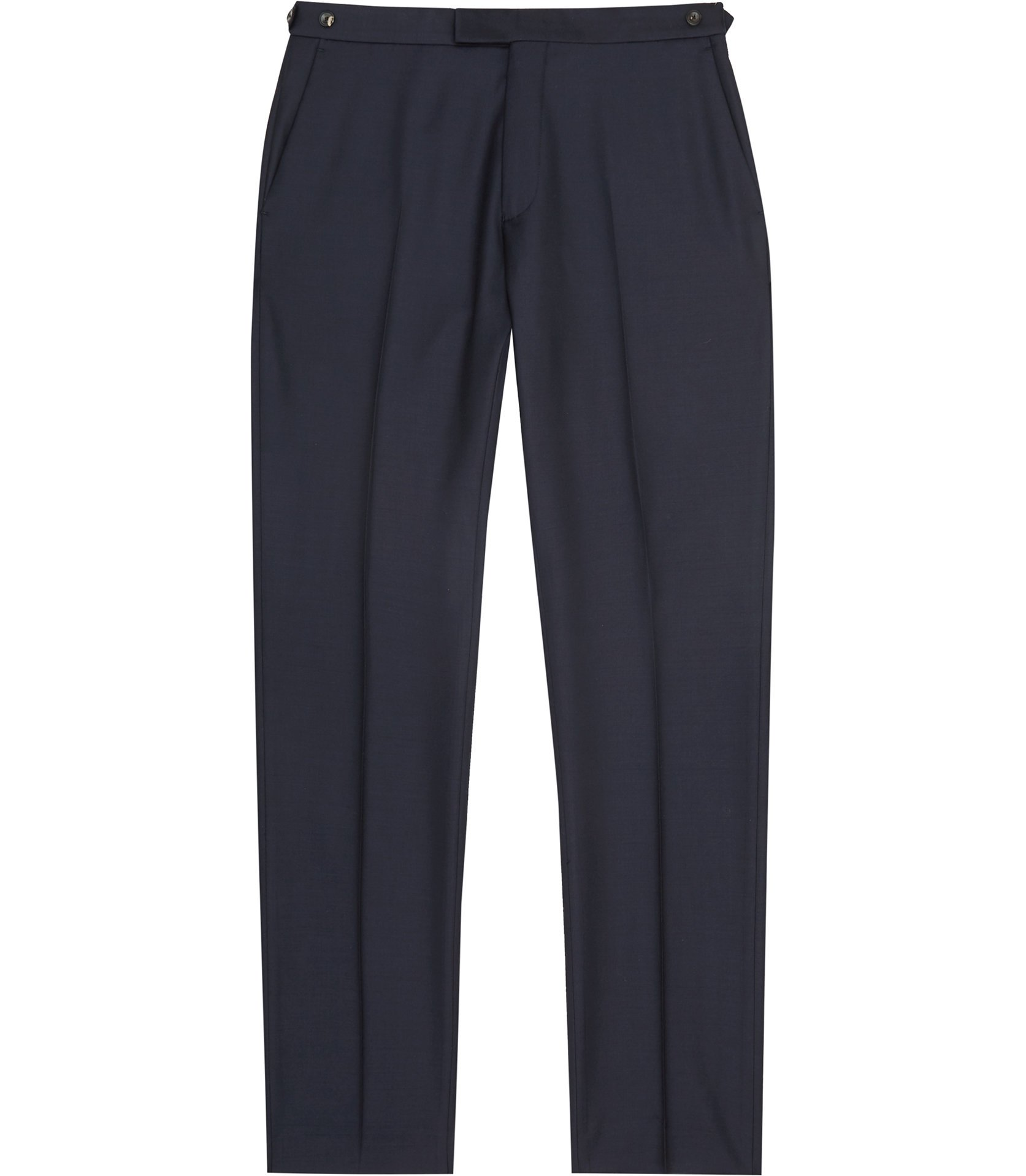 Reiss Navy Slim-Fit Trouser
