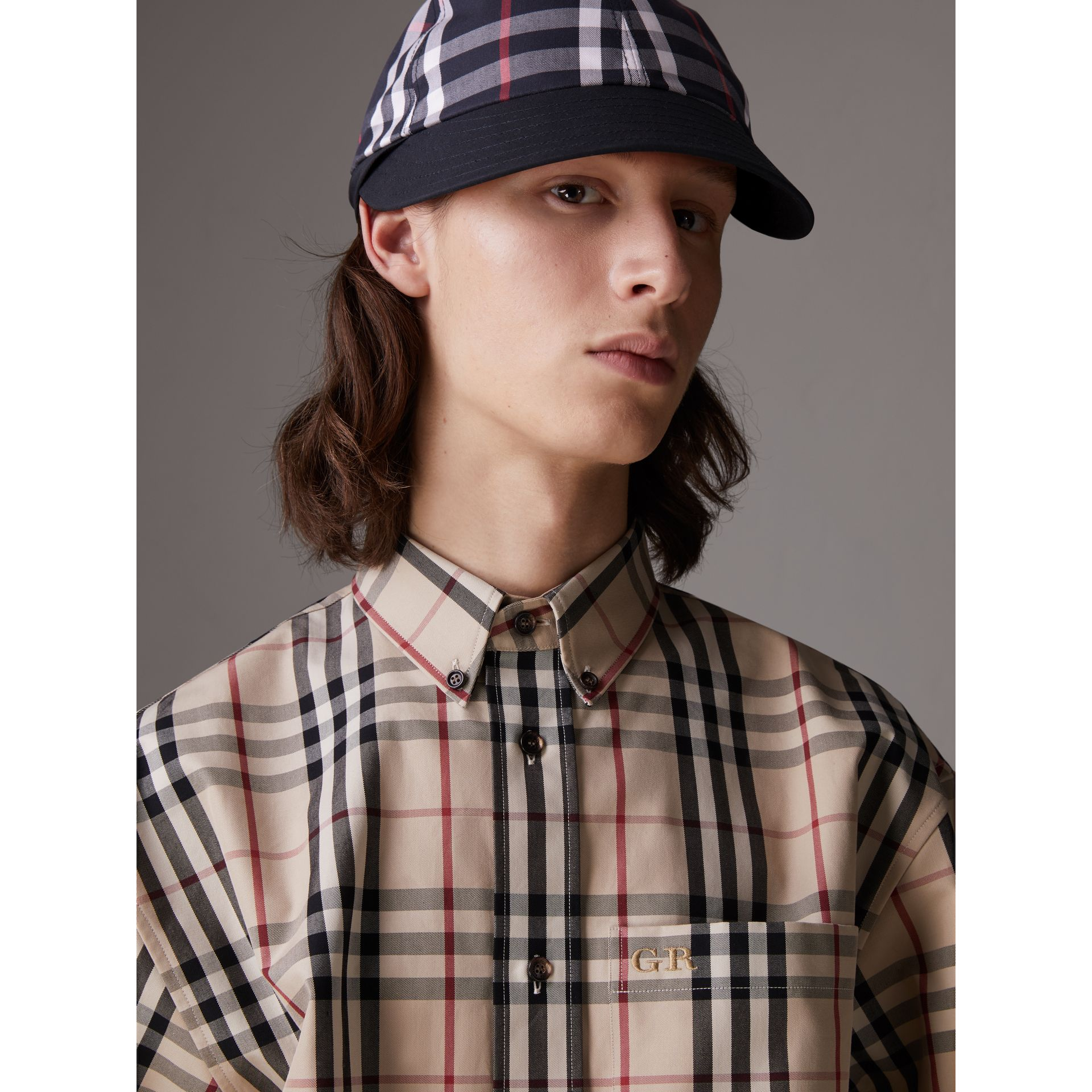 2ec435b6b Gosha x Burberry Baseball Cap by Burberry