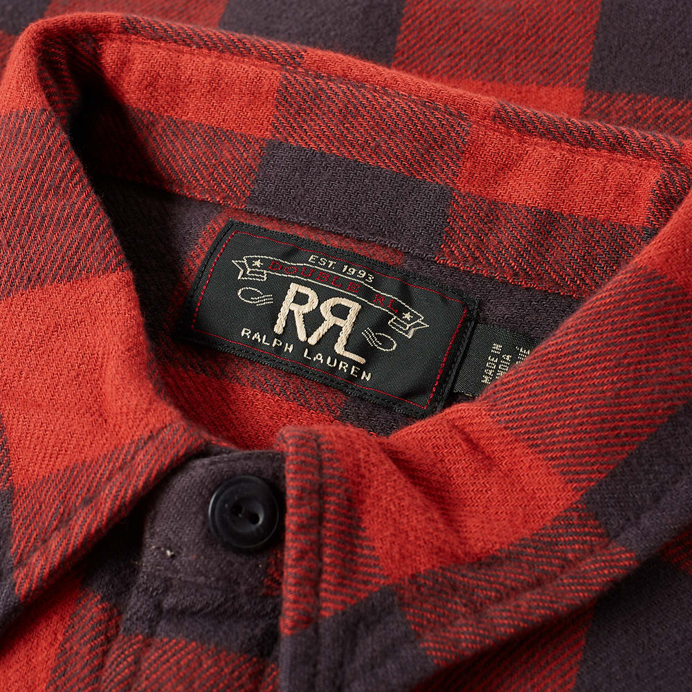 47496c27 RRL Matlock Workshirt. £145. Sorry, this item has just gone out of stock.  Our stylists will find you something similar if you sign up for Thread.