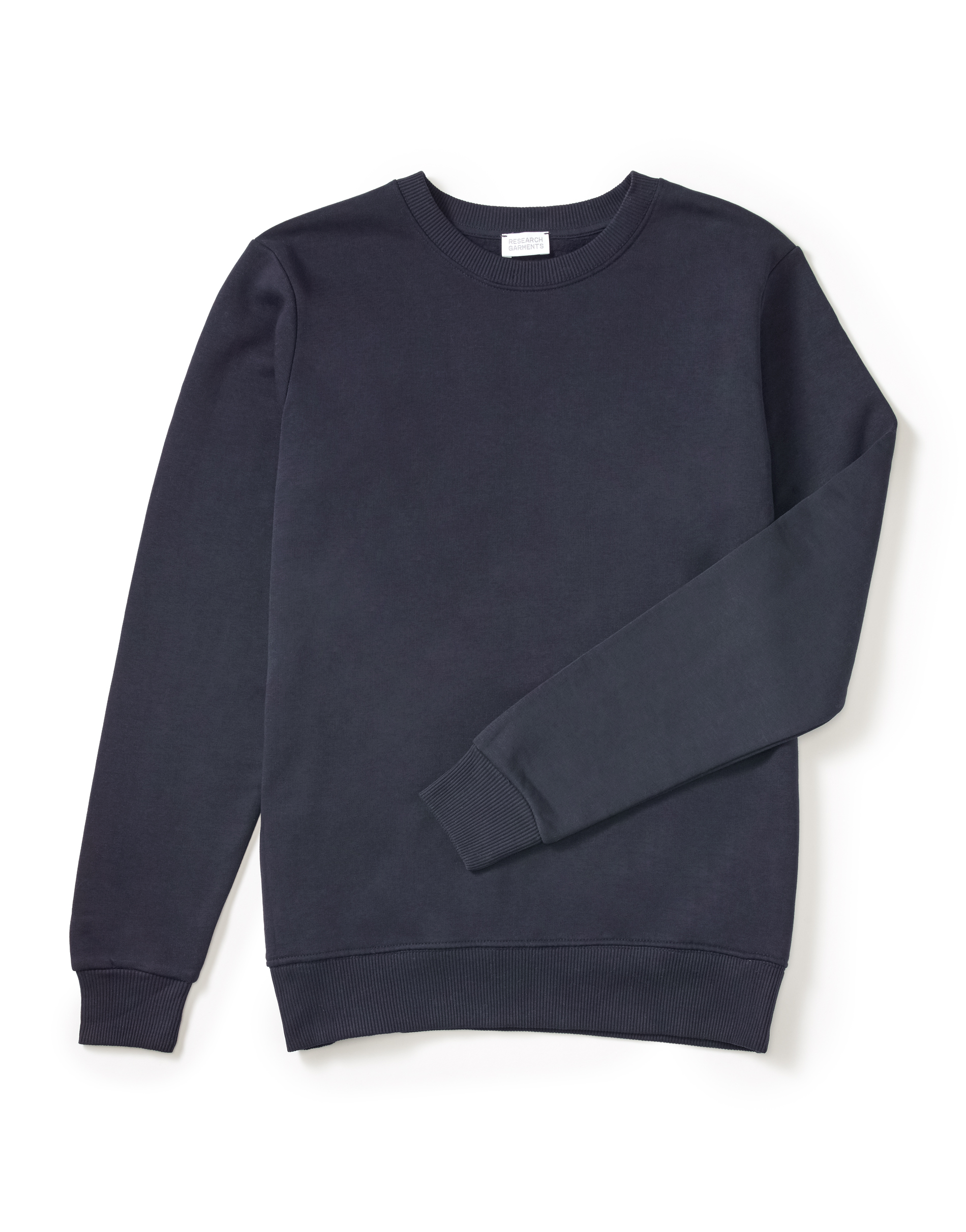 Research Garments The Perfect Navy Sweat