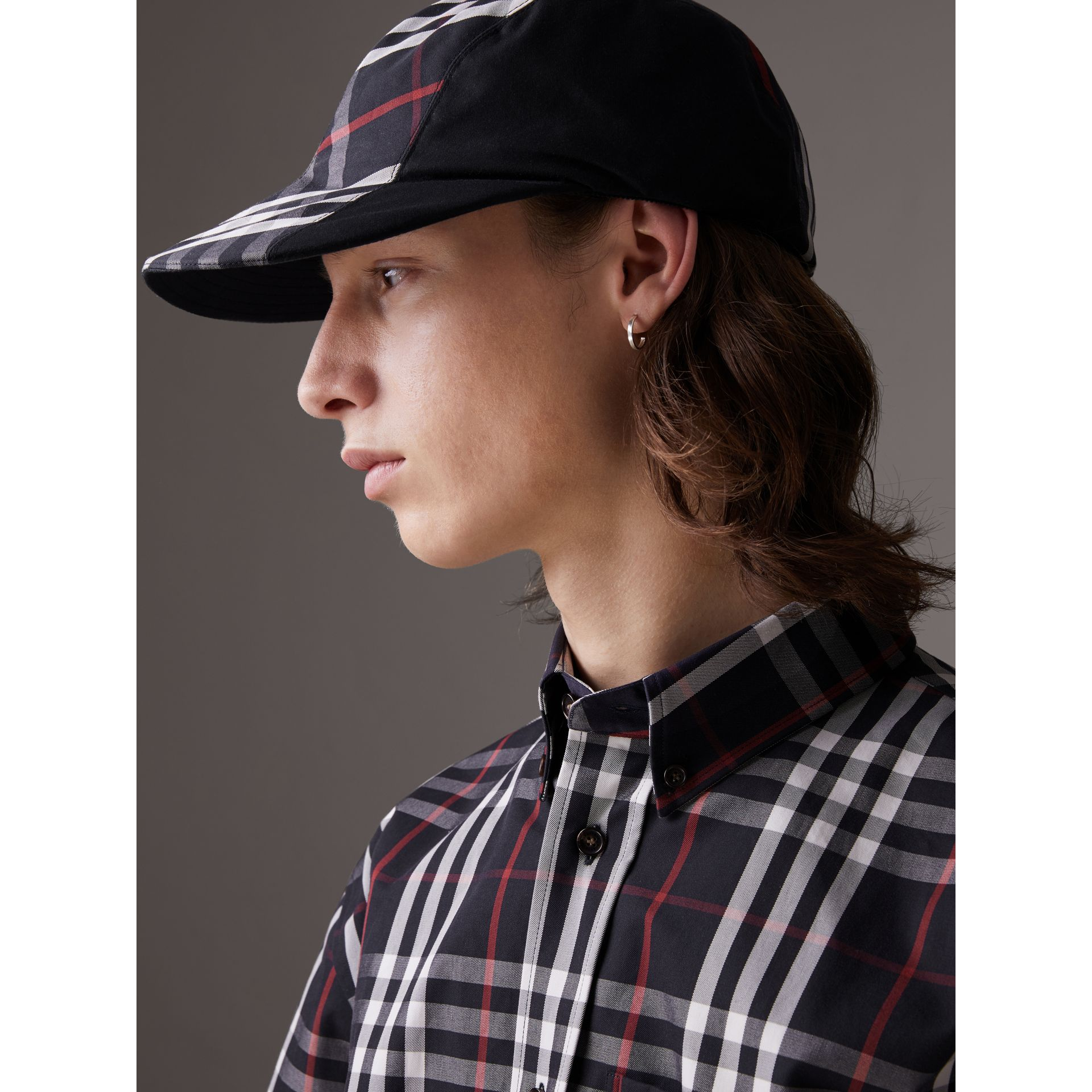 d94cceb765f Gosha x Burberry Duckbill Cap by Burberry — Thread