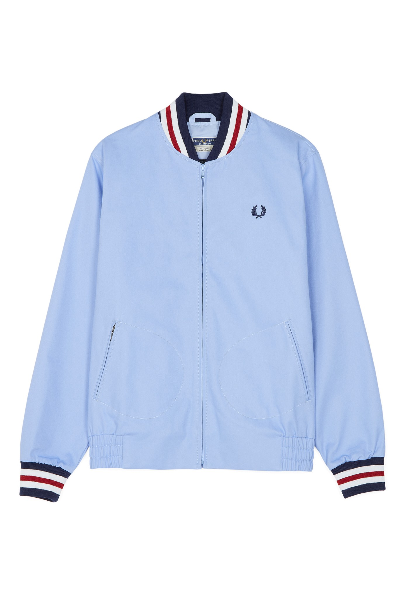 Fred Perry Reissues Made In England Original Tennis Bomber