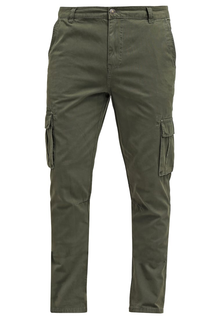 YOUR TURN oliv Cargo trousers