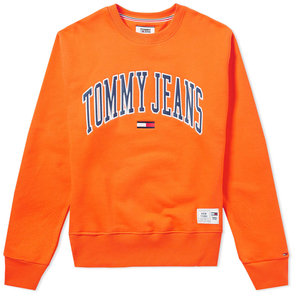 297daa0b Collegiate Crew Sweat by Tommy Jeans — Thread