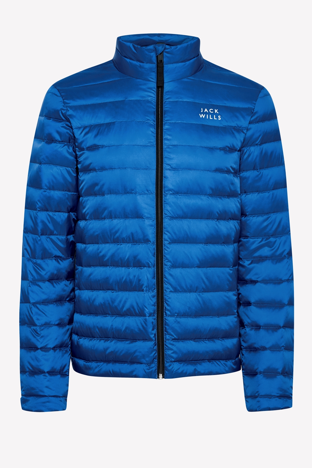 Jack Wills Cobalt NEVIS LIGHTWEIGHT DOWN JACKET