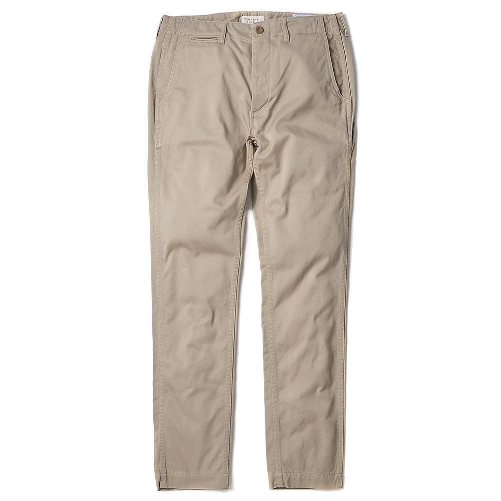 Hawksmill Cramerton Army Cloth Officer's Trouser