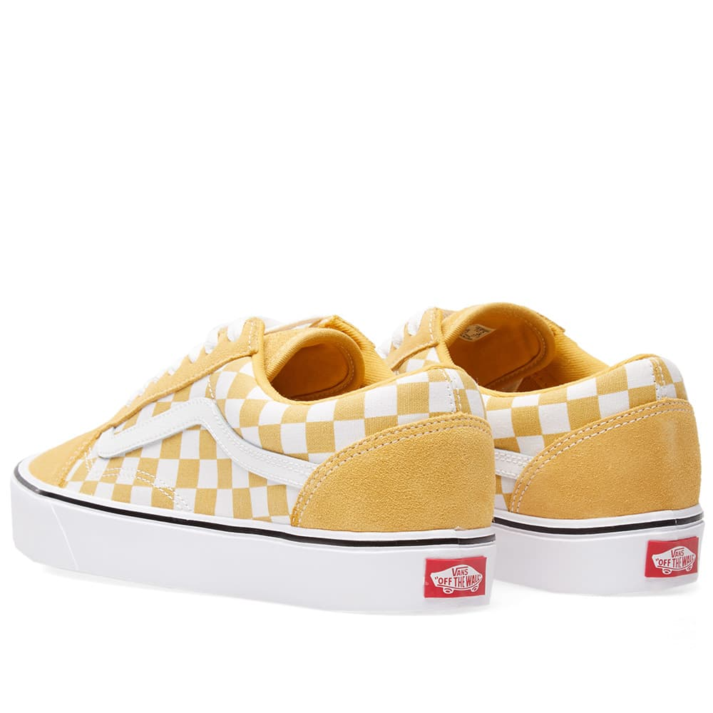 cable infinito Punto muerto  Old Skool Lite Checkerboard by Vans — Thread