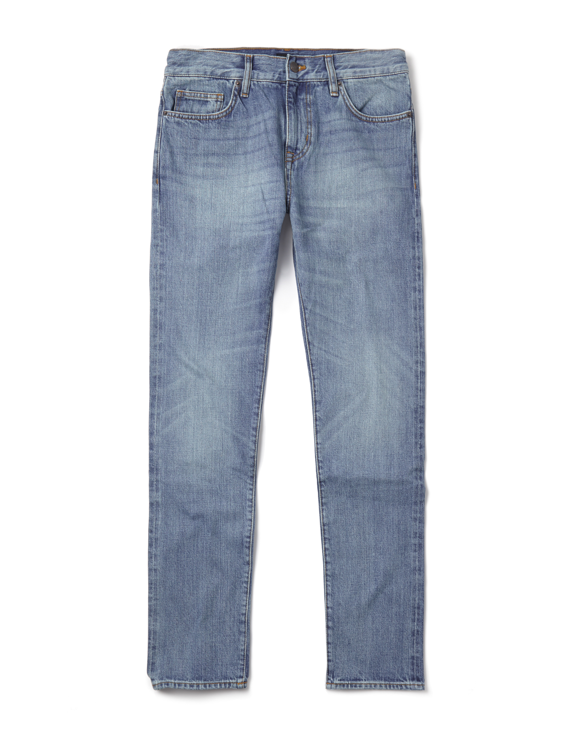 MVP BLEACHED WASH Cavell 5-Pocket Slim Fit Jeans