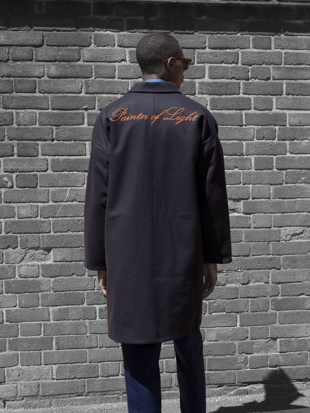 Natural Selection Mallord Reversible Mac Feltro Midnight Embroidery